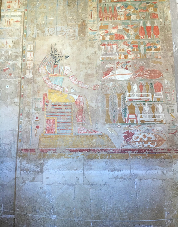 Templul mortuar al lui Hatshepsut