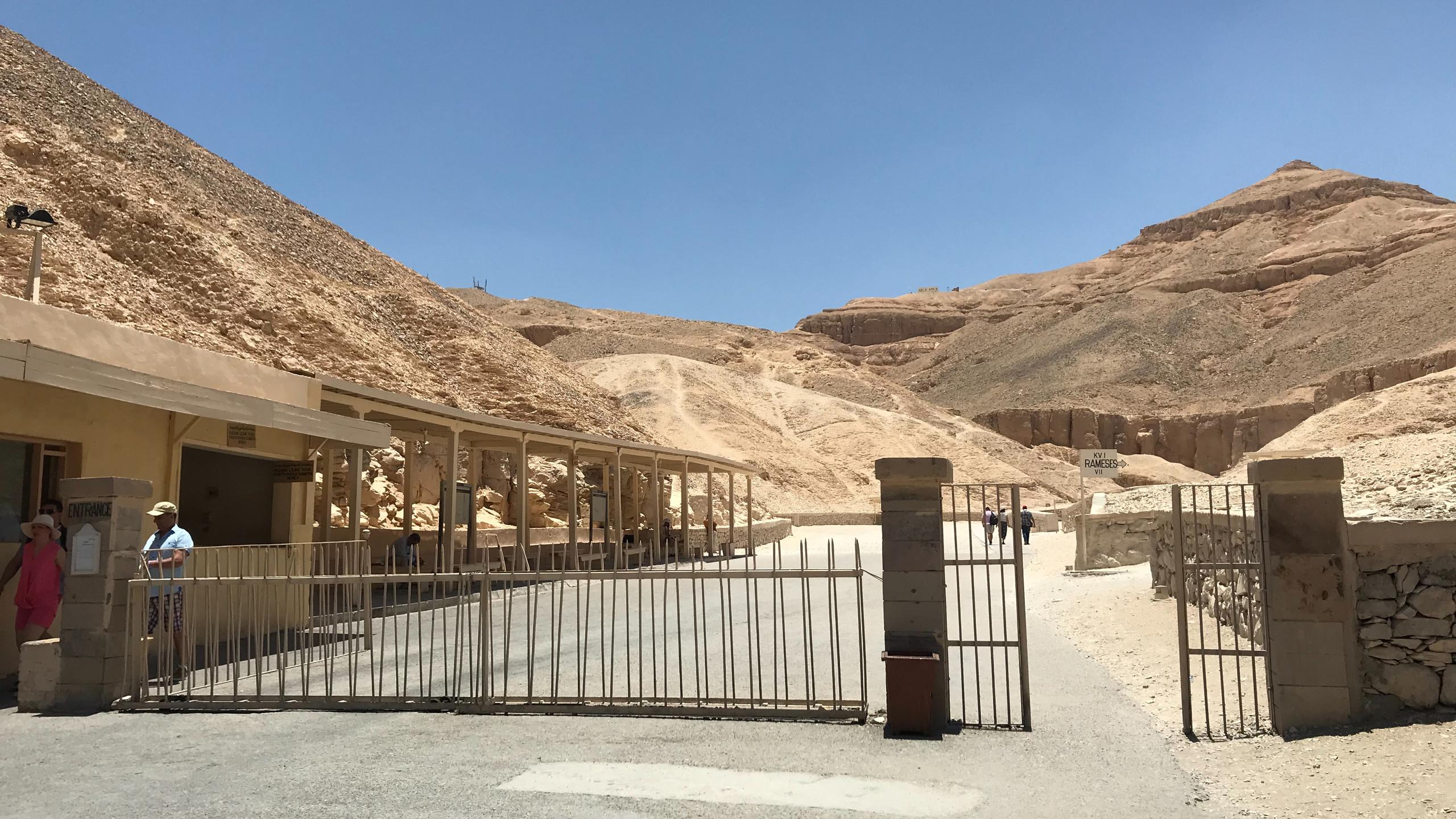 Valea Regilor Egipt