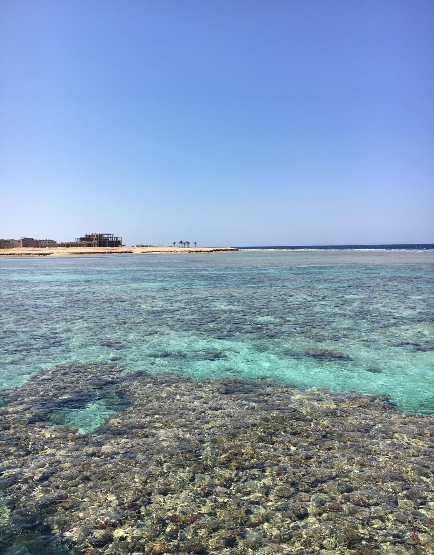 Marea Roșie, Egipt