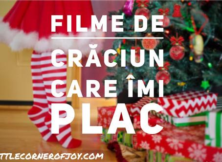 Filme de Crăciun care îmi plac
