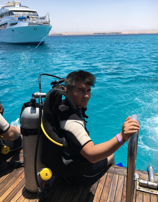 Scufundări Marea Roșie, Egipt