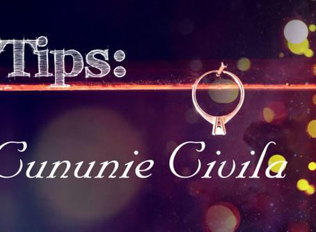 Tips: Cununie Civila