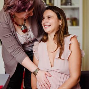Cum mă pregătesc pentru naștere? Interviu cu Doula Monica Neda