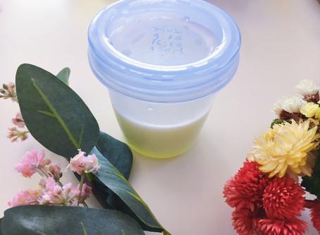 Totul despre stocarea laptelui matern