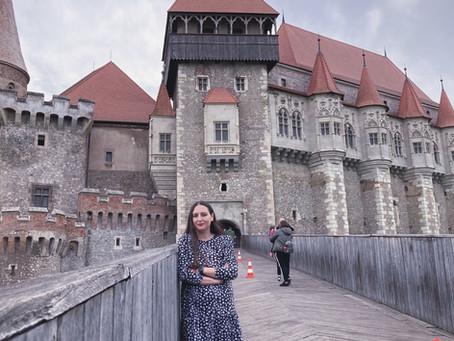 În vizită la Castelul Corvinilor