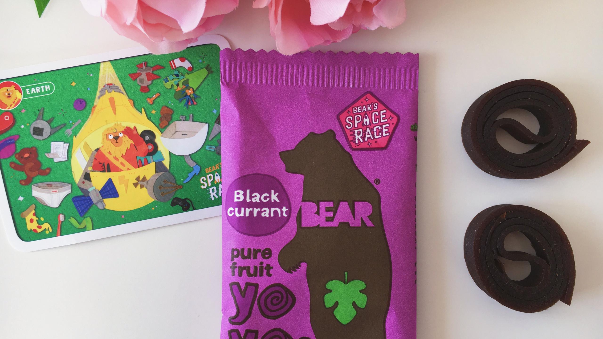 Gustări sănătoase BEAR
