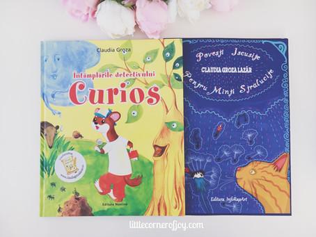 Cărțile de povești, cel mai grozav cadou