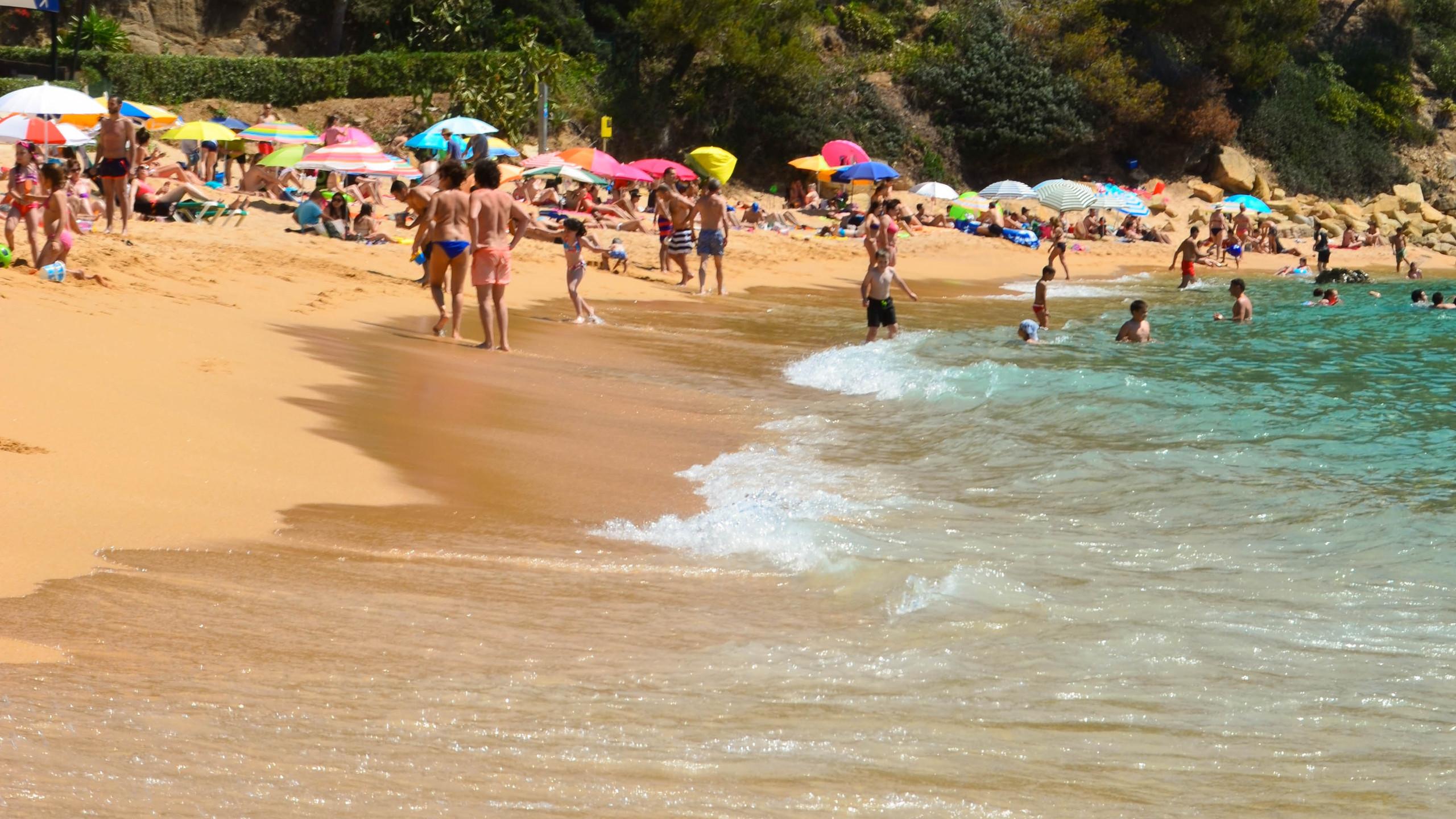 Plaja Santa Cristina