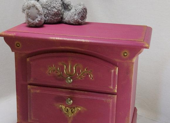 Think Pink dresser