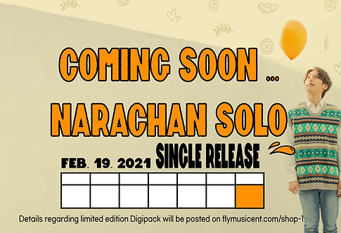 NARACHAN Solo single fankit 싱글 출시 기념 팬키트