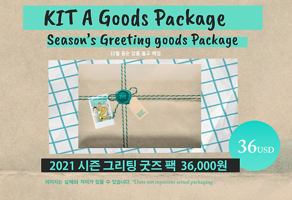 Season's Greetings KIT A Limited
