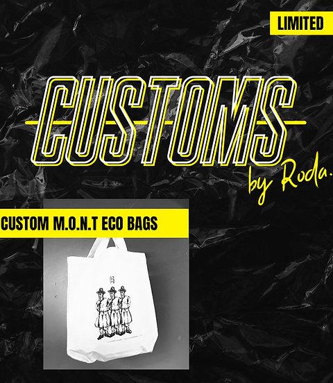 Custom Eco-bag by Roda