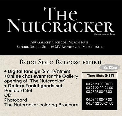 Roda Solo Release Fankit 로다 솔로 팬키트
