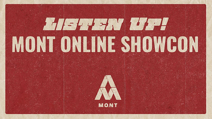 MONT LISTEN UP! SHOW-CON DIGITAL FILE (English Subed)