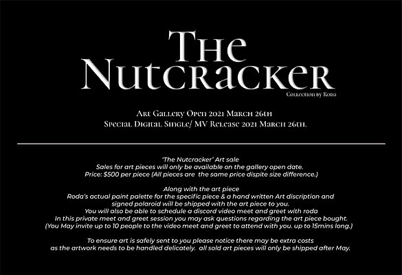 'The Nutcracker' Art Sale