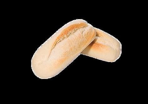 White Italian Sub Roll