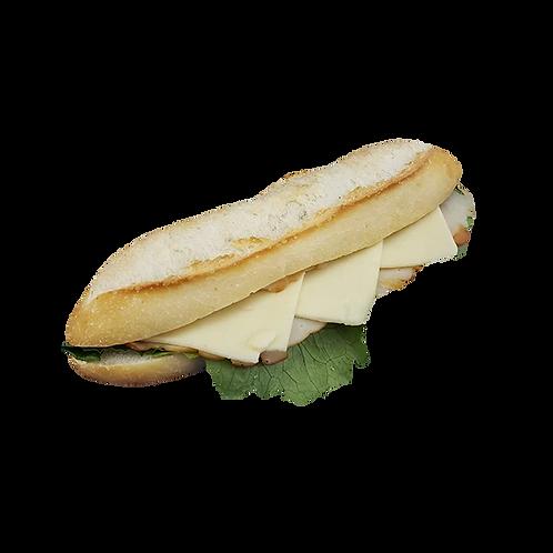 Chicken Provance Baguette