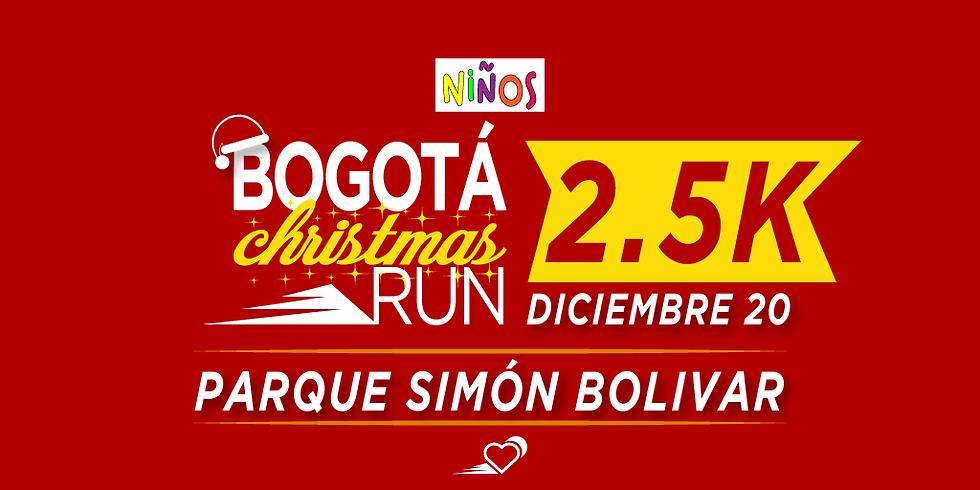 Parque Simón Bolívar - 2.5K - 20 DIC - 11:30 am- Carrera para niños hasta 16 años