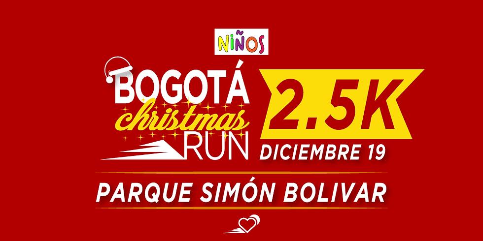 Parque Simón Bolívar - 2.5K - 19 DIC - 11:30 am - Carrera para niños hasta 16 años