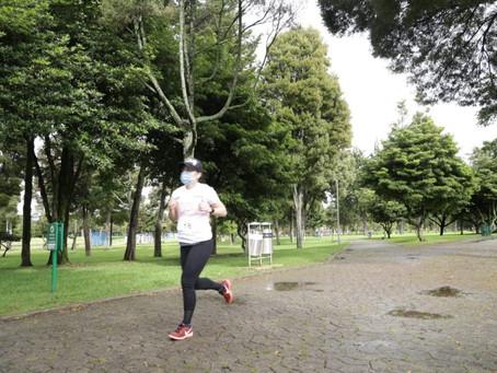 Plan piloto para reactivar las carreras de calle en Bogotá