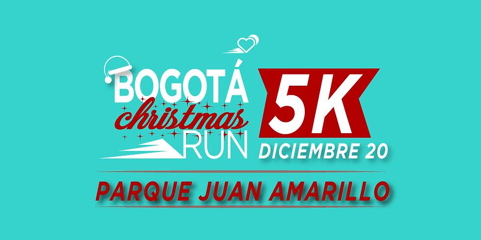 Parque Juan Amarillo - 5K - 20 DIC - 9:30 am