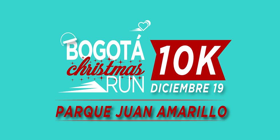 Parque Juan Amarillo - 10K - 19 DIC - 7:00 am