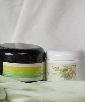 Lemon Eucalyptus Sugar Scrub