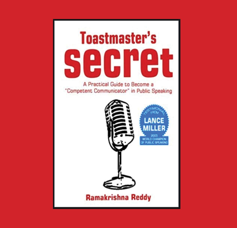 Toastmaster's Secret
