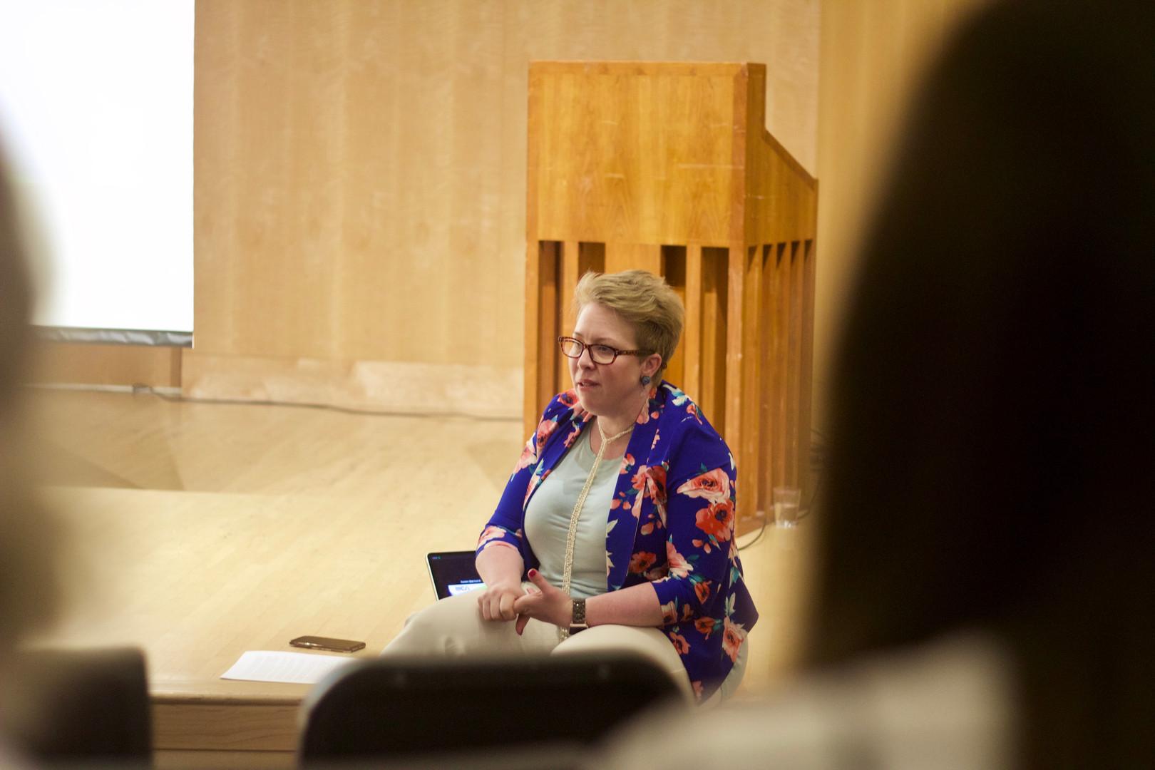 Keynote Speaker, Crystal Young-Otterstrom