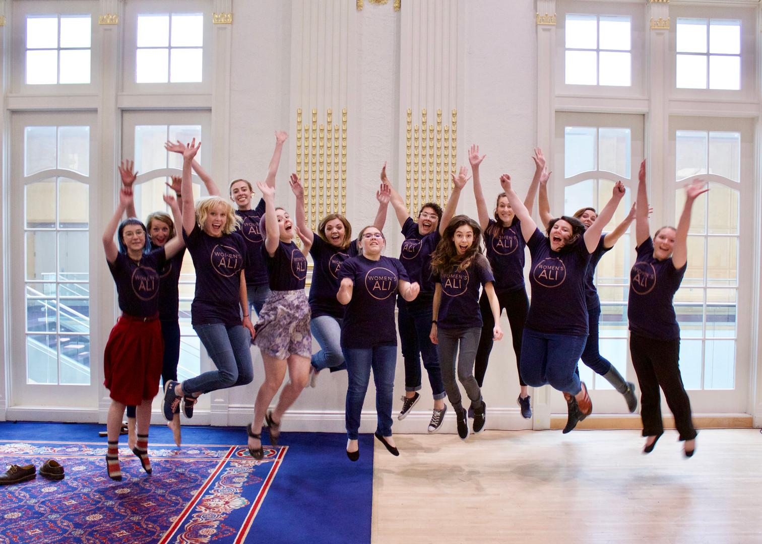 Women's ALI Fellows