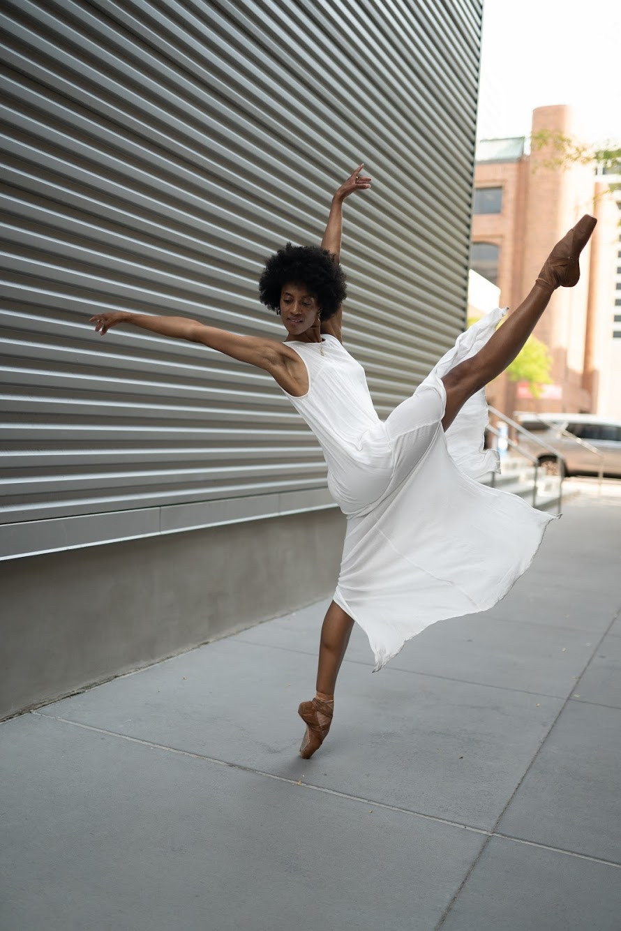 Dancer: Katlyn Addison Photographer: Tabarri Hamilton