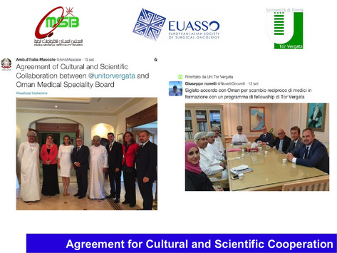 Agreement for Cultural and Scientific Cooperation