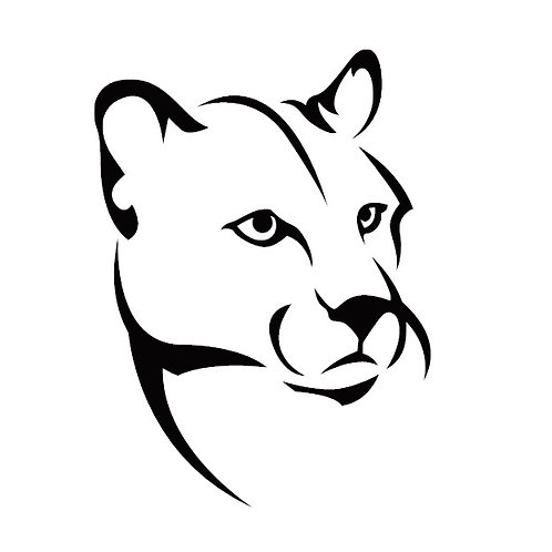 Mountain Lion Decal
