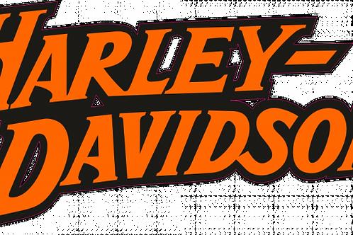 Harley (HD) Vinyl Sticker
