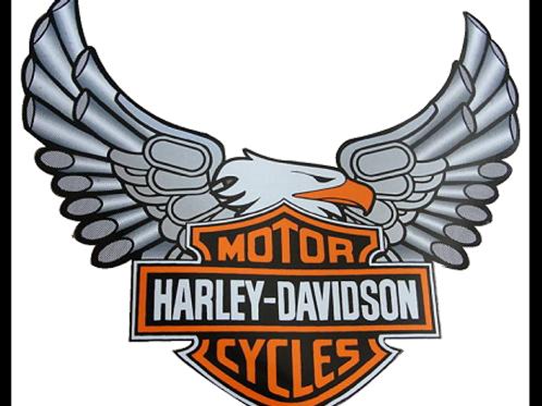 Harley Vinyl Sticker
