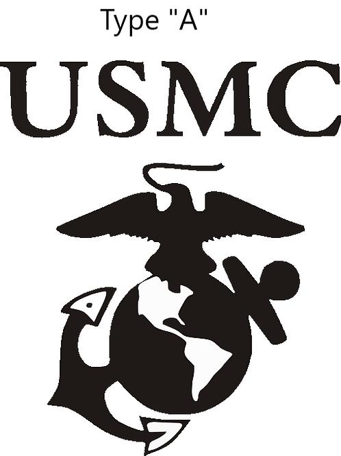 USMC - United States Marine Corps Decal