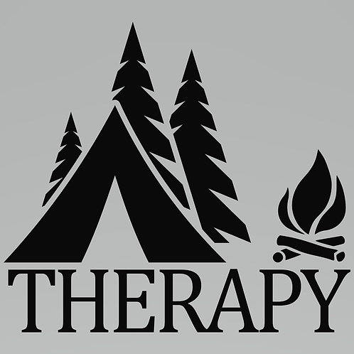 Therapy Decal