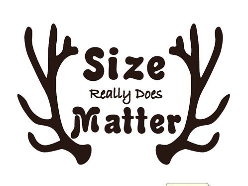 Size Really Does Matter
