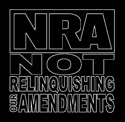NRA not relinquishing