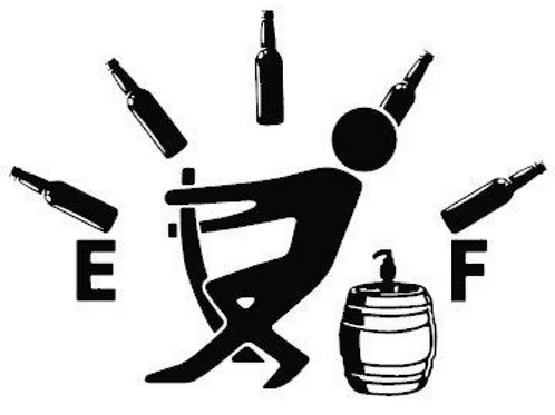 Beer Gage Decal