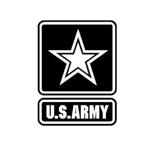 US Army - United States Army Decal