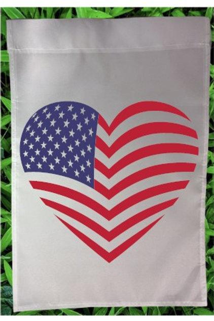 Custom / Personalized Yard Flag / Garden Flag / Camping Flag