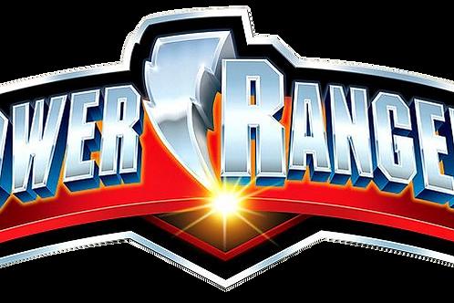 Power Rangers Vinyl Sticker