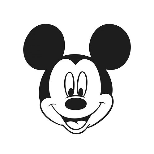 mickey decal