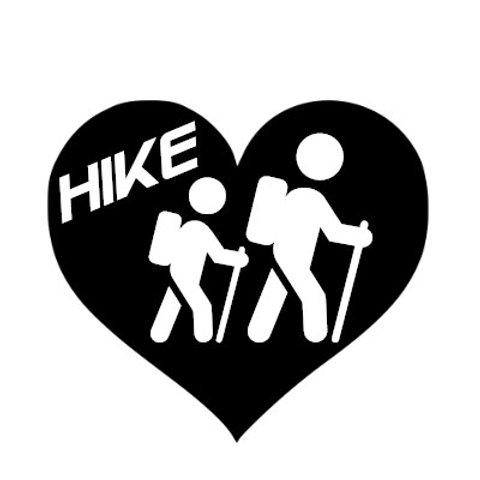 love hiking