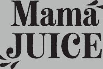 Mama Juice Decal