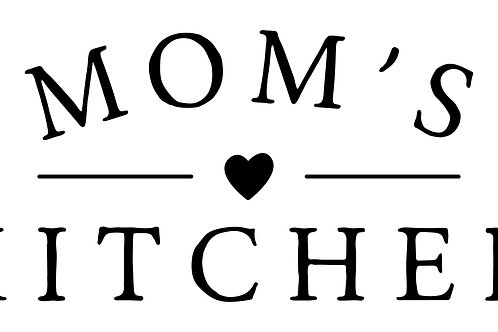 Mom's Kitchen Decal