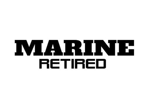 retired marine