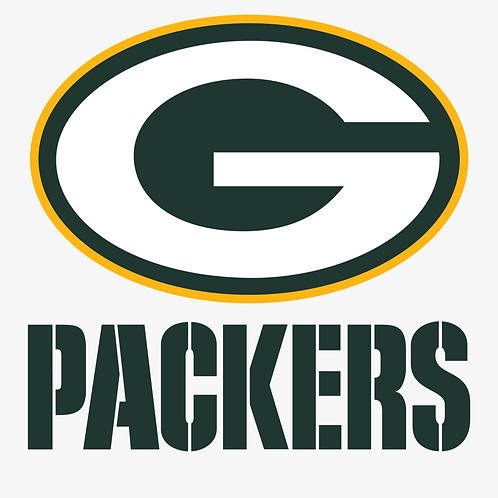 Green Bay Packers Vinyl Sticker