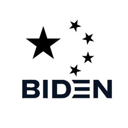 Biden China Flag Decal
